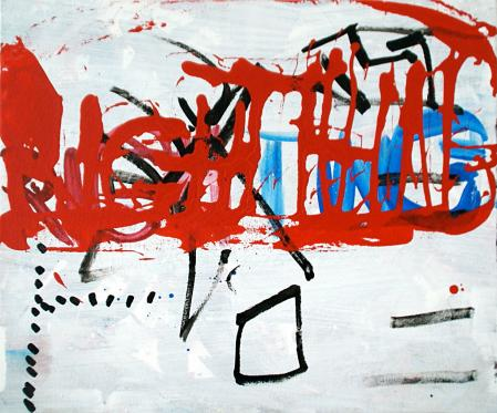 ter Hell · untitled · 2014 · 50 x 60 cm · acrylic on canvas
